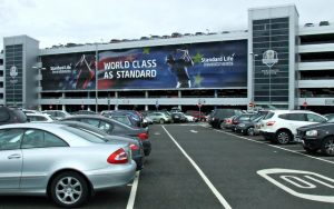 Safe Car Parking at OR Tambo International Airport