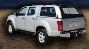 Ford Ranger Canopies